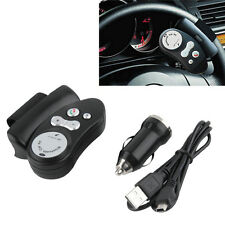Steering Wheel Hands Free Wireless Bluetooth Car Speaker Phone Kit For Mobile F5