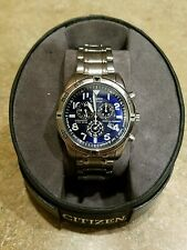 Citizen Eco-Drive Perpetual Calendar BL5470-57L Wrist Watch for Men