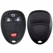 4 Button Remote Key Fob Shell Case For Buick Terraza Chevrolet HHR Saturn Relay