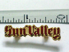 Sun Valley Skiing Pin  (#Skiing Alfa)