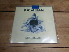 "KASABIAN - ME PLUS ONE !!!!!RARE 10"" + POSTER !!!!!!!!!!!!!!!"