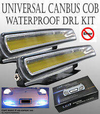 JDM 1box CHEVROLET Hot Item COB Waterproof White DRL LED car Canbus Fog LamC7328