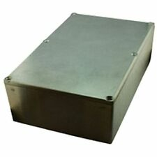 Pressofusione di ALLUMINIO progetto BOX 119x93.5 x34mm
