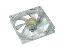 2 pack CoolerMaster Blue LED 120mm Fan R4-L2S-122B-GP