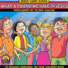 What A Friend We Have In Jesus by Flying Colors (Children's) (CD)