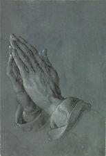 Albrecht Durer: Praying Hands of an Apostle - Fine Art Print