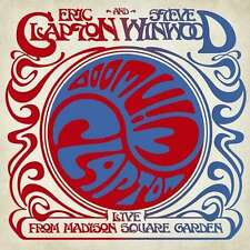 Live From Madison Square Garden [2 CD] - Eric Clapton And Stewie Winwood