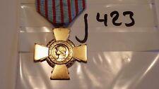 Orden Frankreich Croix du Combattant Original (j423-)