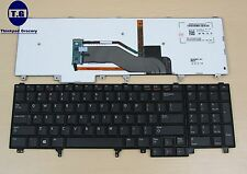New Genuine backlit Keyboard for Dell PRECISION M4600 M4700 M6600 M6700 US