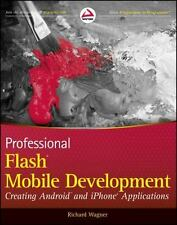 Professional Flash Mobile Development: Creating Android and iPhone App-ExLibrary