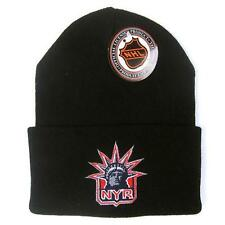 Vintage NY New York Ranger beanie toque NWT NHL Hockey 90s