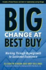 Big Change at Best Buy: Working Through Hypergrowth to Sustained Excellence, Bil