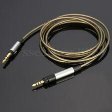 1.2M Upgrade Headphone Audio Cable Line For Sennheiser HD598 HD595 HD558 HD518