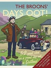 "The Broon's Day Oot Broon Family, David Donaldson ""AS NEW"" Book"