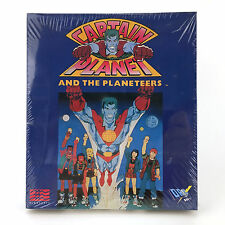 CAPTAIN PLANET AND THE PLANETEERS SEALED DRO SOFT SPAIN NIB NOS DISK 3½ ATARI ST