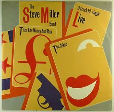 "12"" Maxi - Steve Miller Band - Live - A4159 - washed & cleaned"
