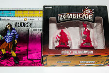 ZOMBICIDE - AUDREY THE BOOKWORM - BOXED - DASHBOARD - EXCLUSIVE KICKSTARTER