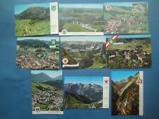 27 Karten Österreich Luftaufnahmen, Alpine-Luftbild