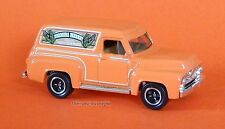 2008 Matchbox Loose 1955 Ford F-100 Delivery Orange Farmers Market Brand New