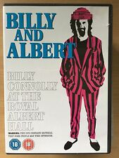 BILLY & ALBERT ~ 1987 Connolly Stand Up  Comedy Live at the Albert Hall | UK DVD