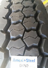 (8-Tires) 11R24.5 General D460 Long Haul Drive 16 PR truck tire Radial 11245 USA