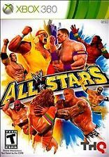 XBOX 360 WWE ALL STARS WRESTLING VIDEO GAME BRAND NEW FACTORY SEALED