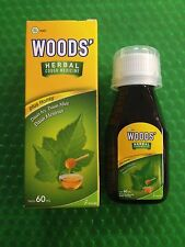 Woods' Herbal Cough Medicine Help to Relieve Cough 60ml