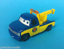 VOITURE CARS TOM DEPANNEUSE FLASH Mc QUEEN  disney pixar metal 1/55 CARS 2