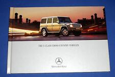 Mercedes Benz Unimog G - Class CROSS JEEP