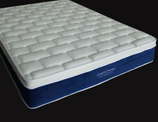Deluxe Cool Gel Memory Foam Euro Top Pocket Spring Mattress King