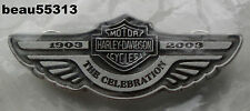 """NEW"" HARLEY DAVIDSON 2003 100th ANNIVERSARY ""THE CELEBRATION"" WING VEST PIN"
