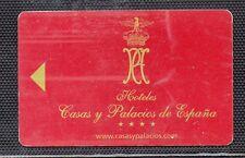 Tarjeta Acceso Habitación Hotel Las Casas de la Juderia Sevilla (CW-967)