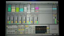 Ableton Live 9 Lite 2 Activations Mac or Pc DVD option + 17965 Sample Library