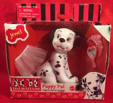 Disney's 101 Dalmatians PUPPY PAL Jewel Mattel Collectible NIB
