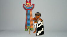 Playmobil Egypt Roman Soldier Egyptian y Banner, Accessories Soldiers Warrior