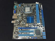 ASUS P5G41T-M LX2/GB/SI Socket LGA 775 Intel Motherboard & Processor