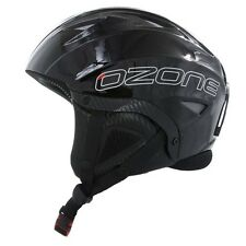 Ozone Nutshell Helmet Black- Paragliding, Hang Gliding, Speedriding, Speedflying