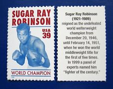 Sugar Ray Robinson USA Postage Stamp 2006 Issue 4020 MNH *S136