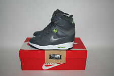 Nike wmns air revolution sky hi Gris Volt BNIB UK3.5 / US6 / eu36.5 599410-019