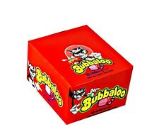 BUBBALOO GUM - STRAWBERRY Flavour Box Of 60