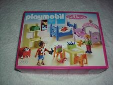 PLAYMOBIL 5306 CHILDRENS BEDROOM  NEW IN SEALED BOX