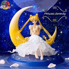 "Sailor MOON FIGUARTS ZERO Chouette ""Princess Serenity"" Limited PERSONAGGIO BANDAI"