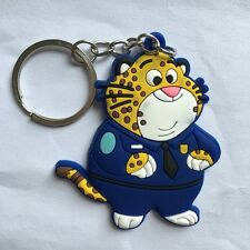 Keychain Special Gift Holiday Gift Crazy Animal City Zootopia Cheetah Clawhauser