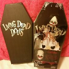 Cuddles - Rare Living Dead Dolls Series 12 - Missing The Machete