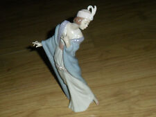 LLADRO FIGURINE, THE FLIRT, NO/5789, ART DECO STYLE LADY,