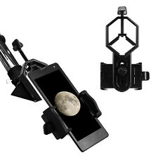Mobile Phone Camera Adapter Telescope Monocular Spotting Scope Mount Holder
