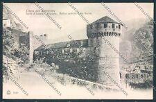 Verbania Vogogna cartolina D0079 SZA