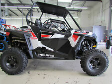 Polaris RZR-S 900 EPS Aluminum Roof and Lower Door Panels RZR XC roof & doors