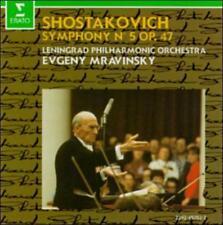 Shostakovich: Symphony No. 5 (CD, Apr-1992, Erato (USA))