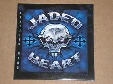 JADED HEART - SINISTER MIND - CD PROMO COME NUOVO (MINT)